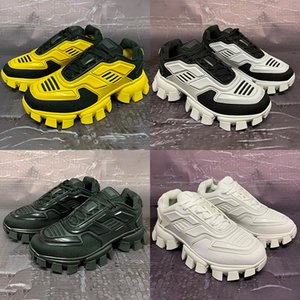 Neue Cloudbust Thunder Sneakers Platform Schuhe Triple Black White Yellow Red Casual Männer Schuhe Top Fashion Designer Sneakers Chaussures