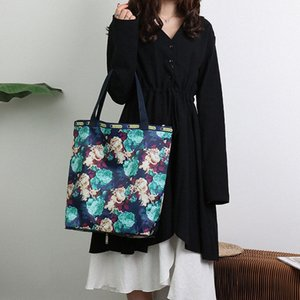 Bags for Women 2020 Canvas Shoulder Bag Large Bag Large Capacity Shopping Folding Shoulder Women Handbag B2Um#