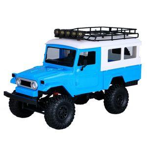 1/12 RC Car RC Crawler 2.4g 4wd Racing Camion hors route MN40 RC Rock Rock Crowler Camion de camion