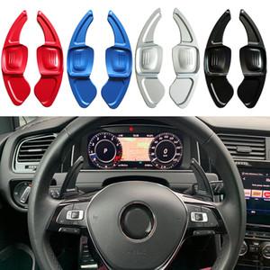 Volkswagen VW Tiguan 2017 -2019 스티어링 휠 확장 시프터 시프트 알루미늄 합금 Rudder DSG Gear Shift