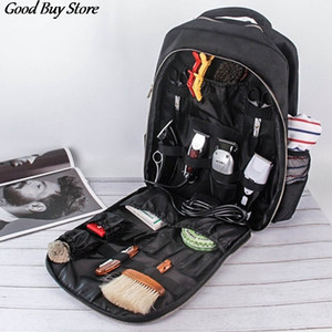 Hairdressing Tool Backpack Waterproof Barber Scissors Bag Luggage Storage Organizer Backpacks Travel Large Capacity knapsack C1008