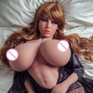 3 Holes TPE Sex Dolls 150cm European Women Full Body Big Tits Silicone Huge Sex Doll For Men