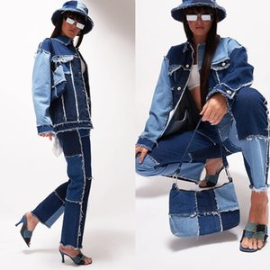 Jeans Street Fashion Waist High Stretch Slim Calf Length Office Lady Pants Are Classic for Women