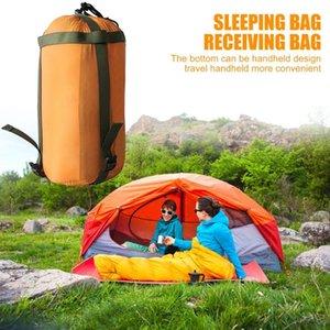 Camping Sleeping Bag Storage Bags Leisure Hammock Storage Packs Lightweight Package For Travel Camping Hiking Stuff Sack