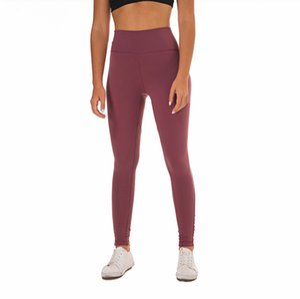 2021 Tasarımcı Lulu Lu Tayt Lu Yoga Limon Pantolon 32 016 25 78 Kadın Spor Egzersiz Dikişsiz Pembe Camo Yogaworl4J8A #