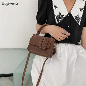 Bolsas de hombro Mujeres Casual Crossbody Patchwork Cremallera Bolsos Elegante Moda Simple Estilo Coreano All-Match Ulzzang
