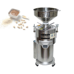Ventas de fábrica 1500W Molino coloidal Máquina de maní Máquina de mantequilla comercial Soja de soja Sesamo Sesame Salsa Pasta Making Machine 220V / 110V