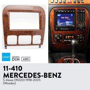 Угар 11-410 фасция комплект / фасция Рама Совместимость с Mercedes-Benz S-Klasse (W220) 1998-2005