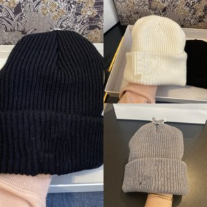 A99Q6 Strick Canvas Caps Winter Marke Hut Mann Luxus Stickerei Designer Designer Ball Baumwolle Polo Hüte Baseball Einstellbare Kappen Mütze Cou