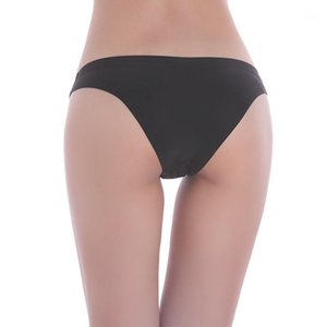 Women Sexy Low-Rise G-string Lingerie Panties Female Thongs Seamless T-back Briefs Underwear size S to XL1