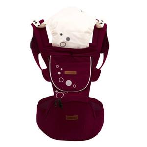 Bebek Taşıyıcı Ergonomik Sling Ön Kucaklama Bel Tabure Tutma Kemer Porte Bebe Kanguru Hip Seat Dört Mevsim Y0112 için Çok Yönlü