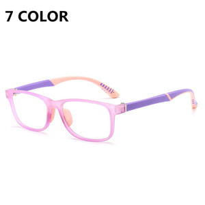 Anti Blue Radiation Blocking Lumière Pour Enfants De Boy Girl Sol Bluelight Gaming Computer Ray Ray Gafas Lunettes Lunettes PTWDR