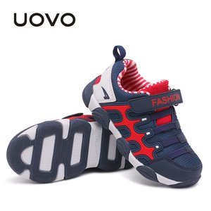 UOVO 2020 spring Kids Shoes Brand Sneakers colorful fashion casual children shoes for boys rubber running sports shoes 1007