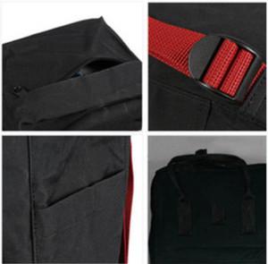 Designer-Student Student Zaino impermeabile Uomini e donne Style Style Design Bag Junior High School Canvas Backpack Sport Borsa