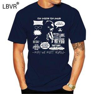 Commandant Lexa-Heda-the100-CLEA taille T-shirt homme S-2XL refroidir les hommes de t-shirt unisexe fierté occasionnels nouvelle mode t-shirt taille en vrac