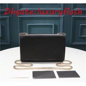 Free mundial transporte 311228 tamanho 22cm 16 cm 5cm clássico moda luxo cadeia de metal quadrado senhoras bolsa de ombro