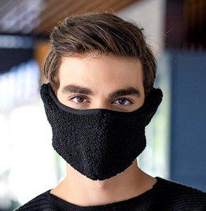 Fa winter warm radfahren erwachsene fa berber f102102 Masken staubfeste waschbare mode mund-muffel masken maske ohrschutz unisex flife iOGPC