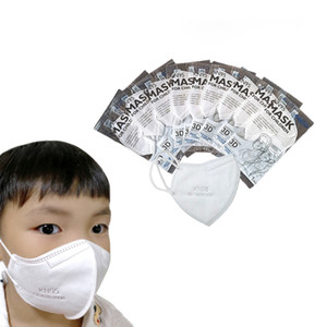 Disposable KN95 Kid Mask Mouth Caps Cloth Masks KN95 Chlid Face Mask Disposable Face Mouth Masks