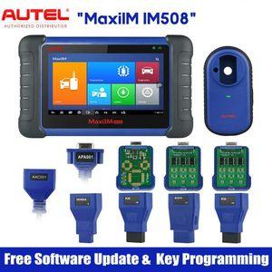 AUTEL MaxiIM IM508 اللاسلكية IMMO إعادة تعيين المع السيارات أداة تشخيص للسيارات