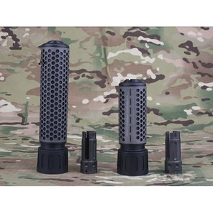 Spedizione veloce Kac Style QDC / CQB Quick Detach MUGLE BRAKE 14mm con QD Flash Hider Kit modello giocattolo de BK