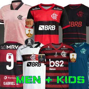 20 21 Jersey Flamengo 2020 2021 Flamand Diego de Arrascaeta Ribeiro Soccer Jerseys Gabriel B. Henrique Football Sports Libertadores rose