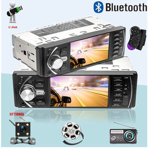 4.1'' Car Radio 1Din Audio Stereo FM Bluetooth Steering Wheel Remote Control Car MP5 player Auto radio
