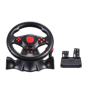 Прямые продажи для PS4 / PS3 / SWITCH / PC игры рулевого колеса USB компьютера вибрации рулевого колеса с розничной коробкой