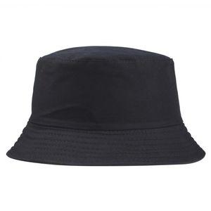 2019 New Portable Fashion Sexy Solid Color Folding Fisherman Sun Hat Outdoor Men And Women Bucket Cap Multi Season Cap F bbyVyA