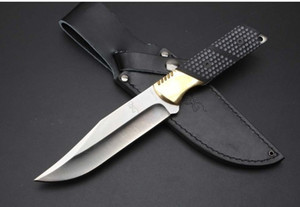 bron A2 4.5inch straight knife fixed blade knife Camping Survival Gift Knife Outdoor Tools Xmas Gift for man a1563