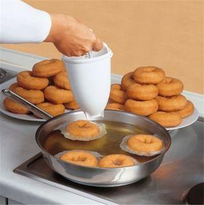 Mold Donut gros Facile manuel rapide Maker Donut Portable distributeur Waffle Donut machine en plastique léger Wb1818
