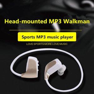 Headphone Student Sports Running Wireless Headset One Machine MP3 Wearable Lossless Music Player
