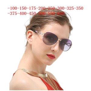 Heißer minus benutzerdefinierte vintage myopia verschreibung brille objektiv für sonnenbrille frauen designer machte fahrer sonne polarisierte männliche fml narpu