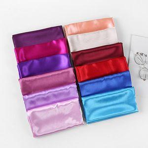 1 pc headpiece muçulmano cabeça lenços macio seda sensação sweat head wraps cor sólida lenço lenço grande quadrados lenços cachecol q sqcgzh