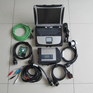 mb sd c4 hdd software 2020.09v in cf19 laptop 4G toughbook for Panasoni-c work for mb star c4 connect compact4 full set