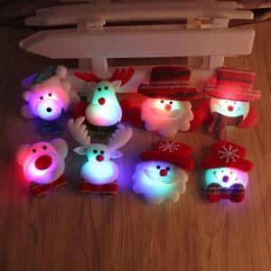 Natale distintivo Natale decorazioni di natale del pupazzo di neve Spille Medaglia bambini accessori spilla distintivo pupazzo di Babbo Spilla L Bwvcp