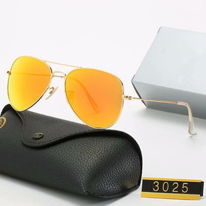 New Fashion Sunglasses for Men Women metal frame Mirror polaroid Lenses driver bans Sun Glasses with cases and box rtsgsth