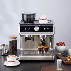 Кофемашина для эспрессо Barsetto Bae01 с измельчительными кофеварками, коммерческими насосом, насос для насоса 15Bar.
