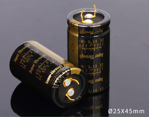 63v 2200uf 100% Original New nichicon Audio Electrolytic Capacitor Capacitance Radial 25x45mm 18x35mm