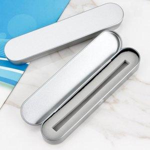 Pen Box Tin Storage Box Glossy Pencil Case Organizer for Acne Needle Metal Storage Containers BWB2109