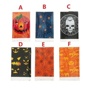 108*180cm Plastic Halloween Fesitival Table cloth Birthday Party Home Decoration Supplies Disposable Table Cloth Factory Price