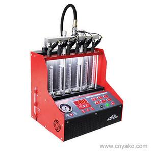 100% Tester 220v / 110v originale Yako Imt de Nettoyant injecteur pour l'essence voiture mieux que CT100 Cnc -602a