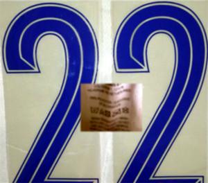 cup print number 10, number 11, number 22, custom name number, leave message