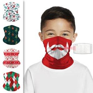 Вечеринка Маска Рождество Bib Autamn Зимняя Теплый рот Нос защита маска маска Внутренней руно Filter Design Face Cover Face Mask VT1813