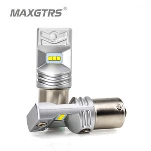 2x 1156 BA15S ZES Chips P21w LED White Car Fog Head Bulb Auto Lamp Vehicles Turn Signal Tail Brake Lights Car Lights Source1