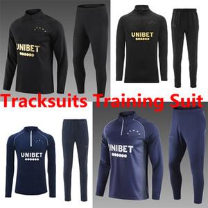 Glasgow Rangers Tracksuit Men Survetement 2020 2021 DEFOE HAGI MORELOS KENT Soccer Jerseys Adult tracksuits training suit Football Shirts