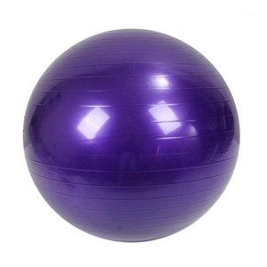 Спортивные пилатес йога фитнес шарики шарики шарики арахис упражнения гимнастические площадки 55см violet1