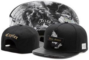 New Fashion top summer caps Snapbacks Hat free shipping cayler and sons snapbacks caps snap back hat baseball basketball Adjustable cap