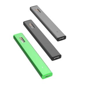 Authentic green bar disposable vape pen device 280mah empty thick oil vaporizer starter kit Black Gray Green