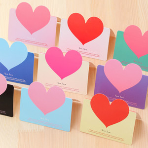 ePackage Universal greeting card Valentine's day 3D creative greeting card Christmas birthday gift Flower cake shop gift card
