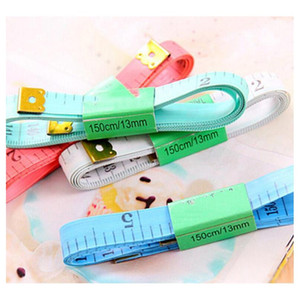 Useful Body Measuring Ruler Sewing Tailor Tape Measure Soft 1.5m Sewing Ruler Meter Sewing Measurin wmtMXd sports2010